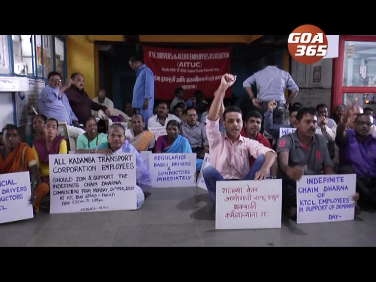KTC staff on indefinite strike from Mon