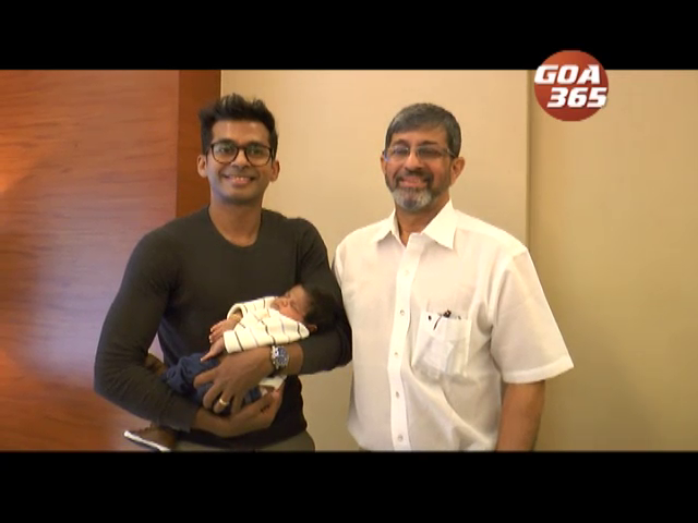 Yusuf become first surrogate father in Goa