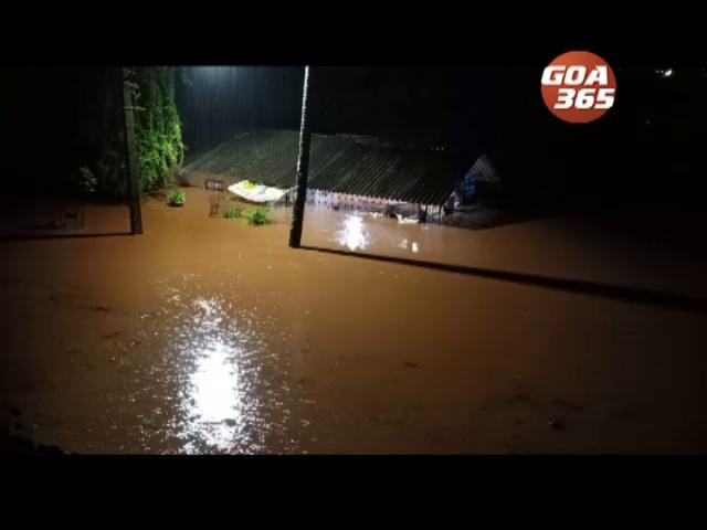 Flood like situation after unseasonable heavy rains lash state