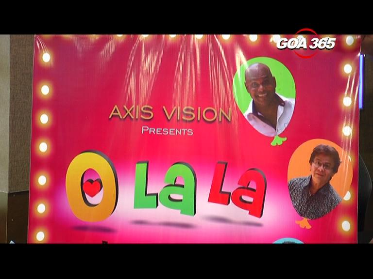 New Konkani comedy film 'O La La' hitting the screen on Sun