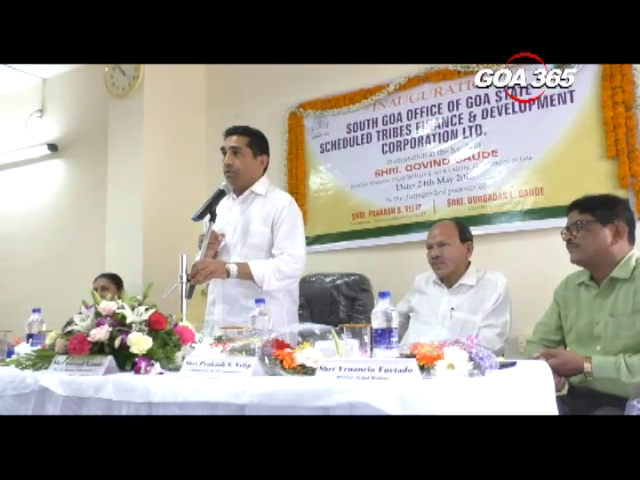 Goa govt seeks relaxation for declaring  scheduled areas