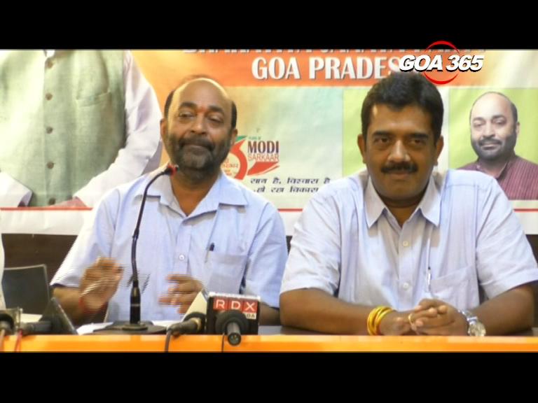 BJP rebuts, says 'Vijai won't have to leave'