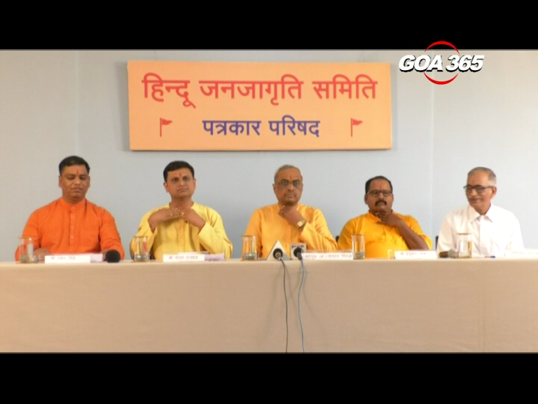 All India Hindu Convention at Ramnathi from 2nd June