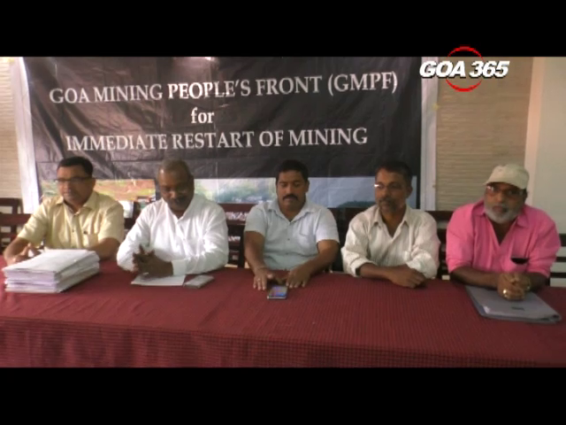 Pressure on State govt: Mining dependents to continue agitation