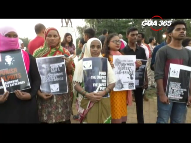 'Justice for Asifa and Unnao victim' voices grow louder