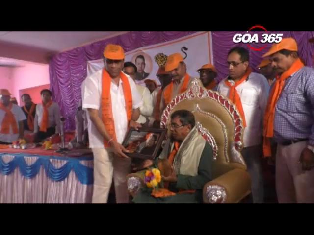 'Only Sudin' if not Parrikar as CM: MGP