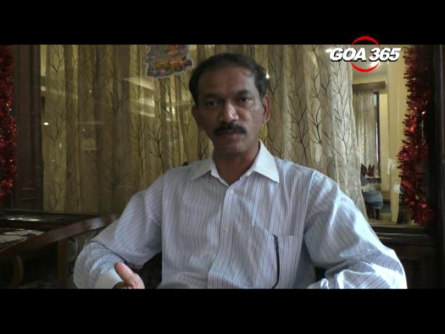 'Solve Panaji's water crisis before Karnataka' Congress to CM
