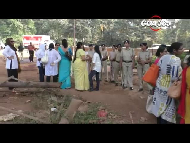 Para teachers' strike to continue till CM's assurance becomes a circular