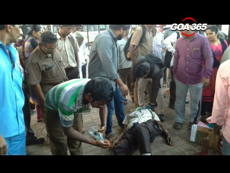 2 killed in bus accident at Panaji KTC