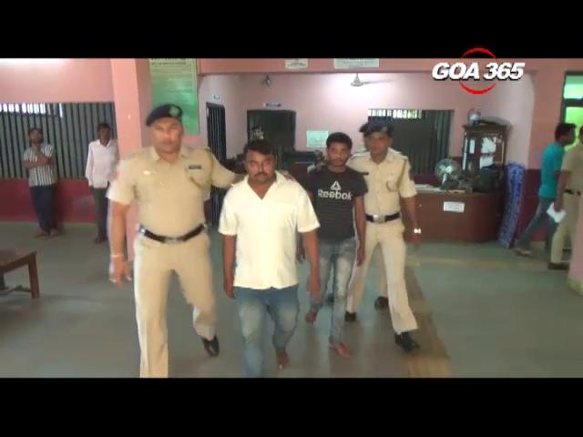 2 more arrested in Vasco for selling drugs
