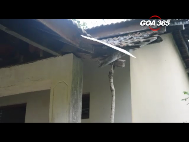 30-yr old Govt school in tribal Gaodongri crying for urgent repairs