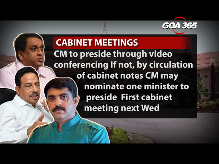 3-ministers' Com only till 31 March, CM to preside Cabinet meets