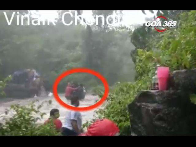 6 Goans wash away at Nagarmadi waterfall in Karwar