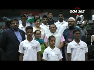 6 Goan athlets leave for Austria Special Winter Olympics