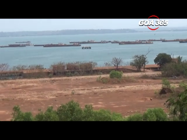 60 odd loaded barges await court's decision