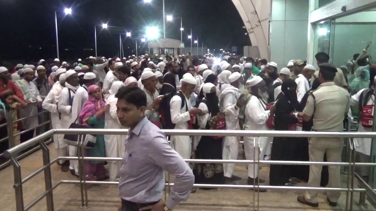 657 leave for Hajj from Goa on Monday