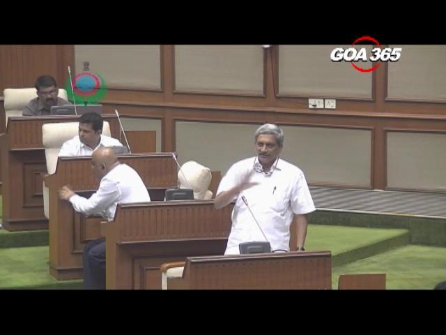 80% employment for Goans not feasible: Parrikar