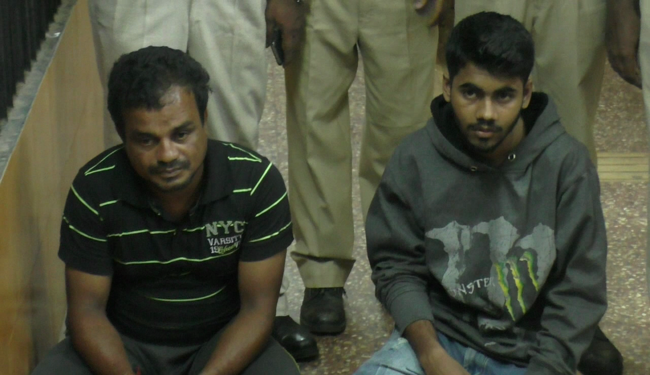 Accused, accomplice in Navelim bar murder case arrested
