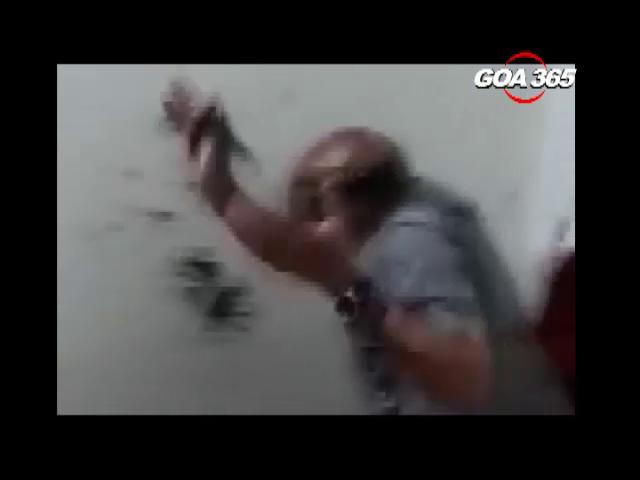 Activist attack: attackers dare him to call cops