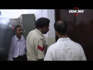 Addtl Collector Sabaji Shetye arrested while accepting bribe