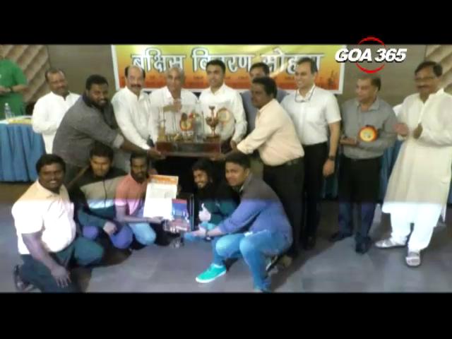 Adpai , Shiroda groups win top Shigmo prizes