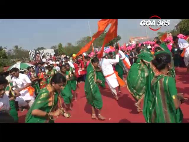 "After Panaji, Porvori celebrates ""NoMoZo"" to promote Green Goa"