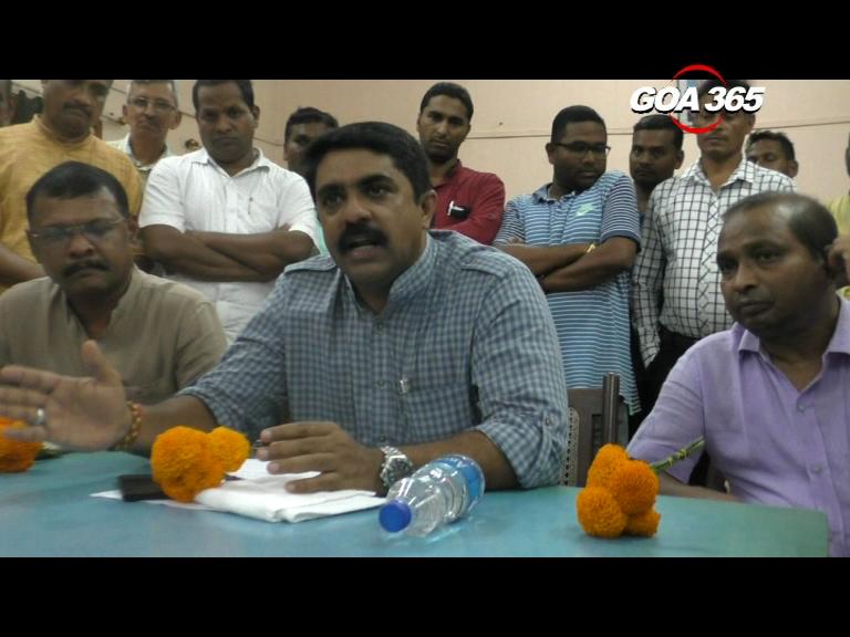 Agriculture & Tourism an alternative to mining: Vijai