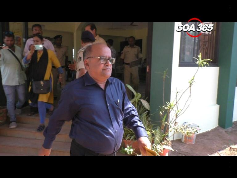 Aires cries innocence, blames Vijai & Palyekar for dragging him
