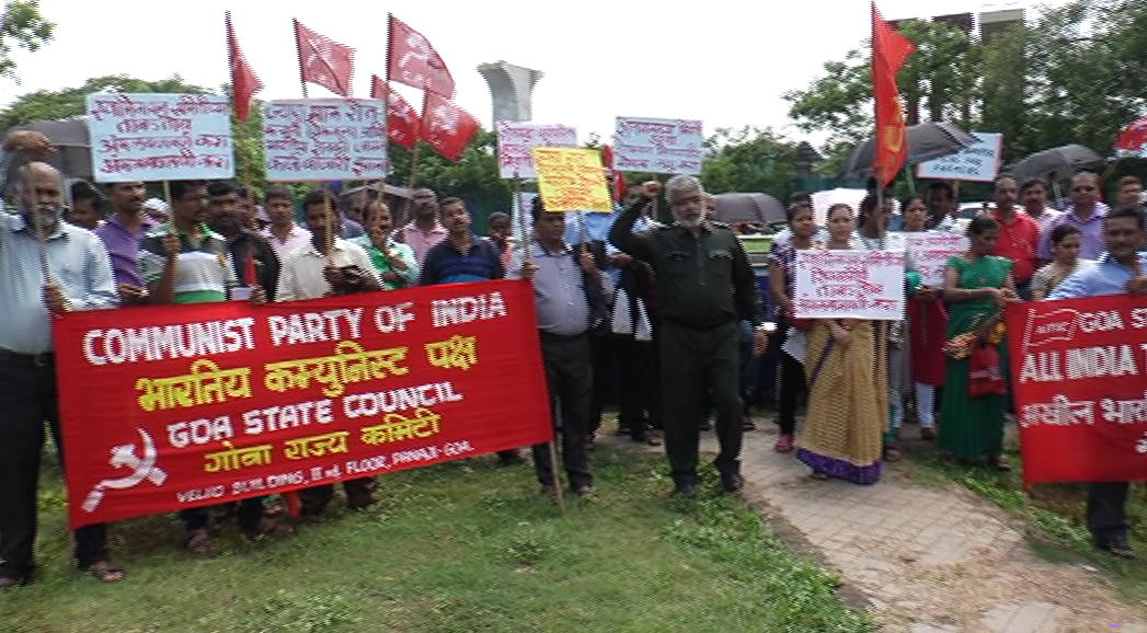 AITUC supports farmers' agitations and their demands
