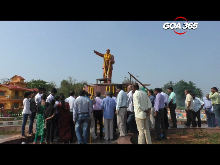 Ambedkar Jayanti celebrated across Goa