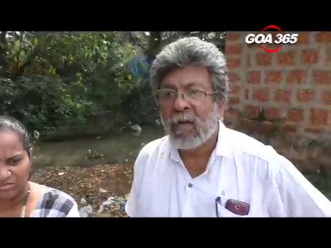Anjuna nallah creates problems for locals