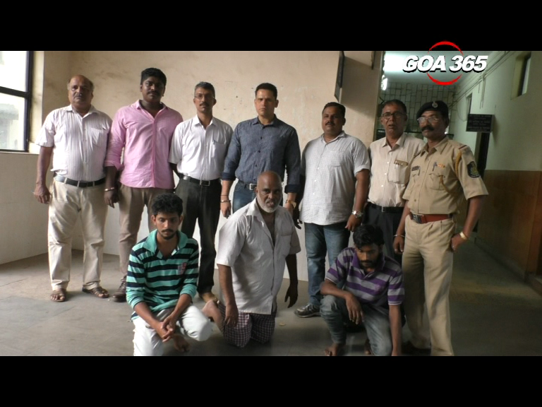 Another prostitution racket busted at Khareband
