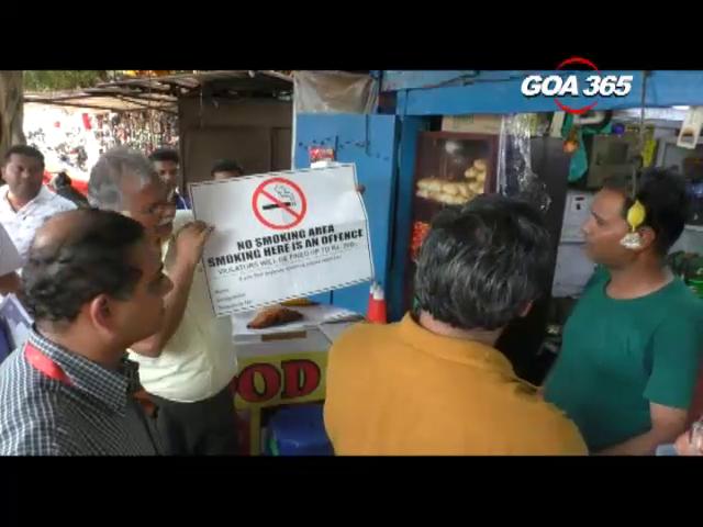 Awareness drive on COTPA Act among Govt workers