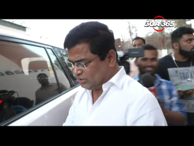 Babu anticipatory bail plea disposed off