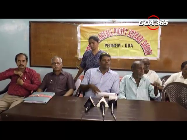 Babu forced Mopa dhangars to transfer land: Mopa farmers