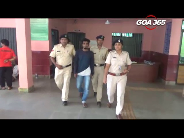 23-year old Baina boy arrested for stealing cash from a scooter