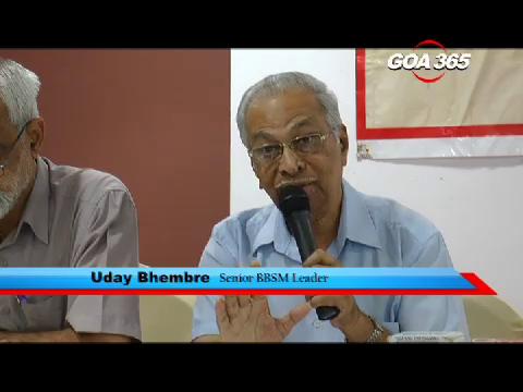 BBSM warns Govt against harassment to Velingkar