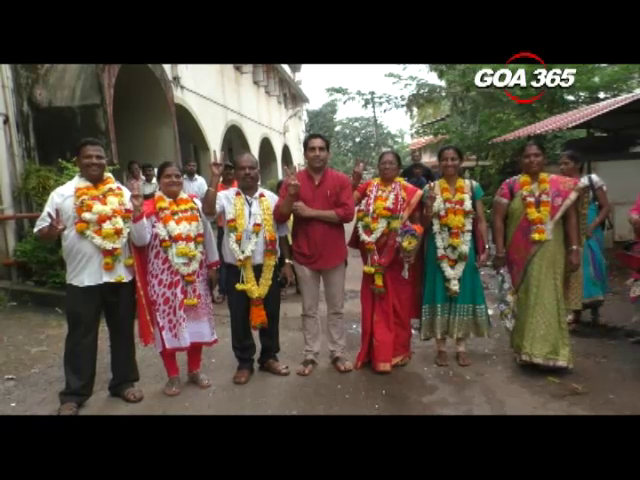 Betki Khandola Panchayat polls results lead to 'Cofusao'!
