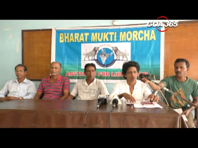 Bharat Mukti Morcha asks govt to amend Waterways of India Act