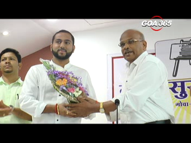 Bhatikar to contest, Sukerkar to campaign for GSM in Panaji