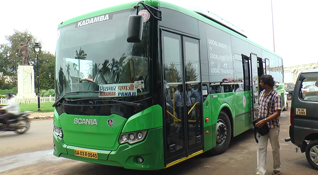 Biogas bus service to be tendered out in 6 months