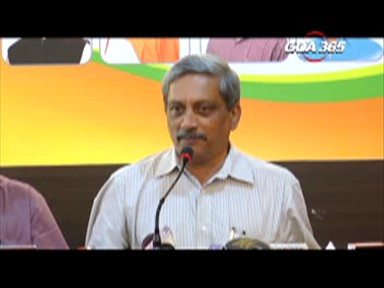 BJP can win 33 seats, RSS with us, ready to be CM: Parrikar