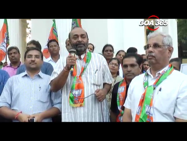 BJP hold rally to protest Kerala killings