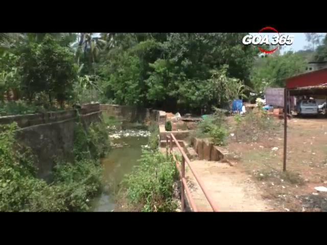 Borim: What happened to the pond behind Navadurga temple?