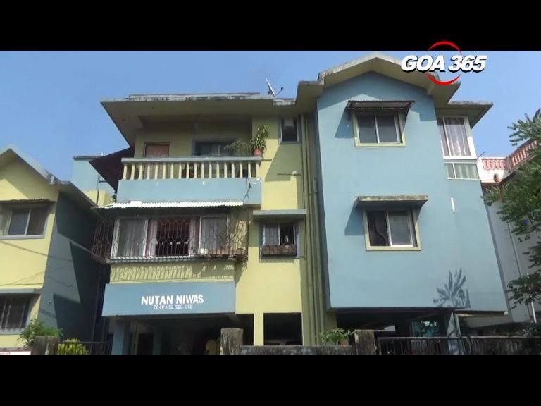 Burglary at Zuarinagar, locals cry for police patrolling