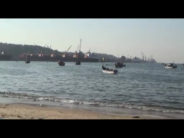 Capital dredging has had no effect on Vasco shoreline: MPT
