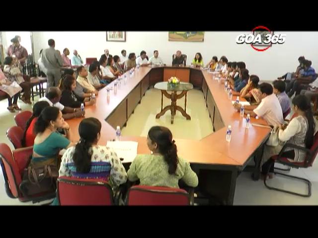 CCP backs down, decides to transfer Bainguinim land to Govt
