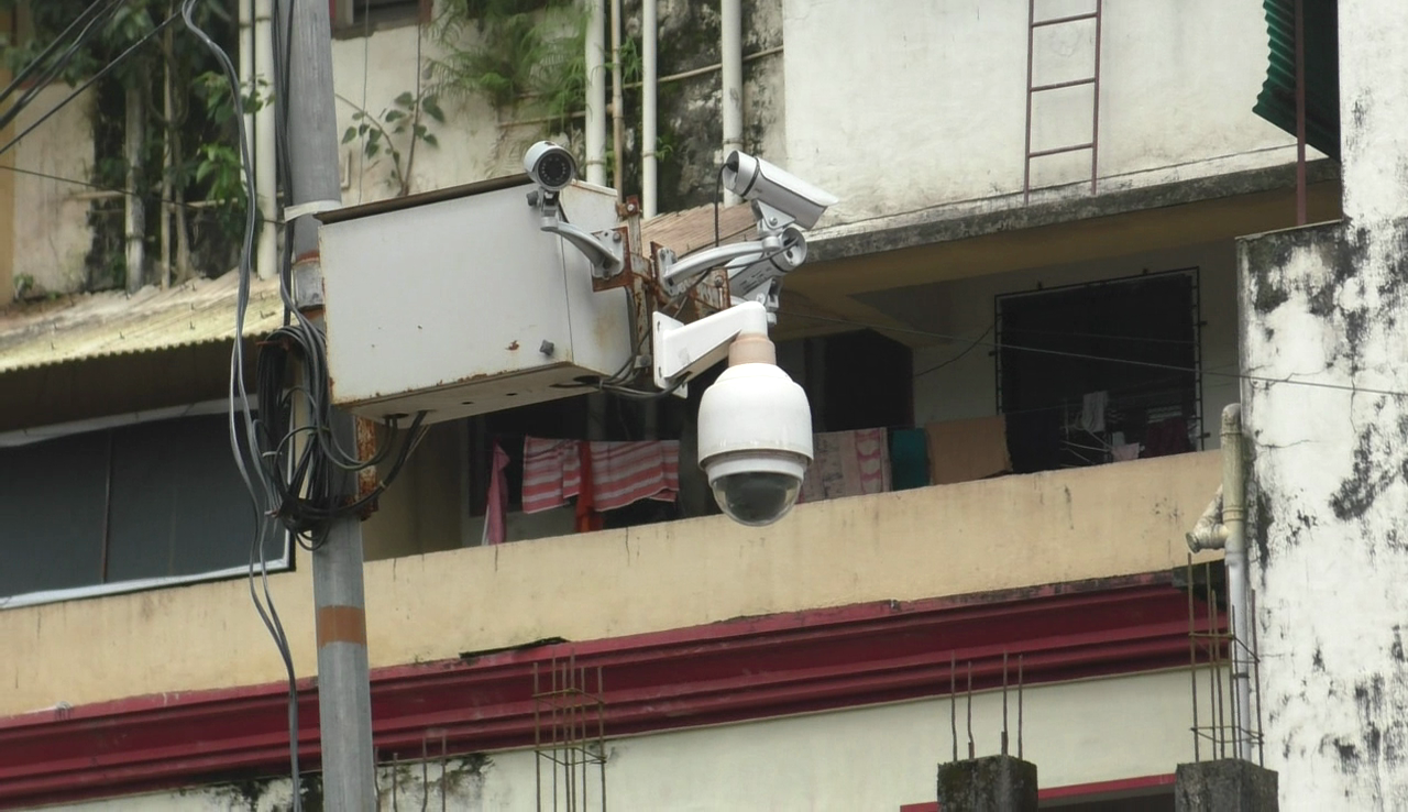 CCTV cameras in Ponda turned to mere 'showpieces'?