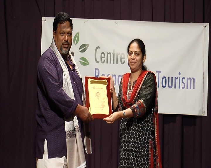 Centre for Responsible Tourism awards Serafino for eco-friendly waste management
