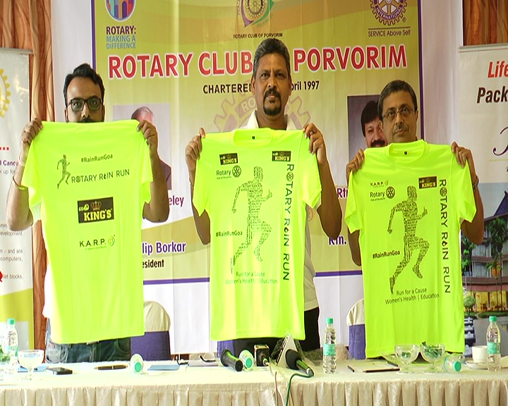 Charity Run to support free Cancer detection camps for Women